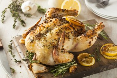 Roasted Chicken with Vegetables Recipe Serjella Olive Oil